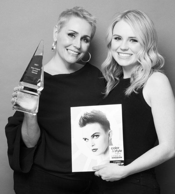 Mary & Mariah - 1 award